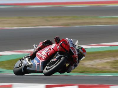 """MotoGP, Francesco Bagnaia: """"Ho sofferto con le gomme viste le temperature basse, poi nelle qualifiche sono andato meglio"""""""