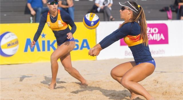 Beach volley, Vilnius. Bianchin/Scampoli: E' FINALE! Marchetto/Di Silvestre per il terzo posto