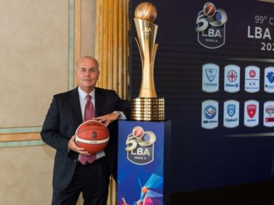 Basket: presentata la Serie A 2020-2021. Ci sarà un nuovo trofeo ad attendere la vincitrice dello scudetto