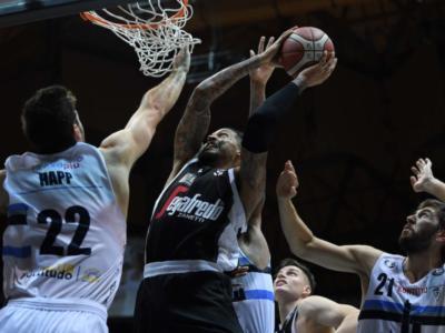 Basket, Supercoppa Italiana 2020: Virtus vittoriosa nel derby di Bologna, Fortitudo al top per due quarti, poi assolo bianconero