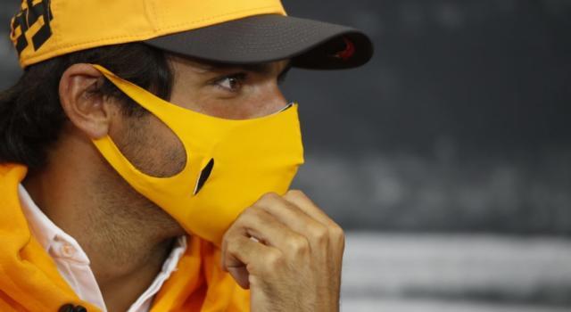 F1, Carlos Sainz e Sebastian Vettel non potranno girare nei test ad Abu Dhabi
