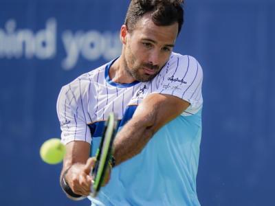 Tennis, ATP Sofia 2020: avanti Caruso, Mannarino e Pospisil. Eliminato Cilic, Travaglia costretto al ritiro