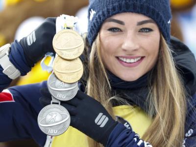 Medagliere Mondiali biathlon 2021: la Norvegia chiude con 7 ori, Italia senza podi