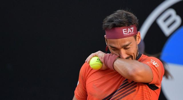 Tennis, ATP Amburgo 2020: Fabio Fognini deve cedere a Casper Ruud in due set negli ottavi di finale
