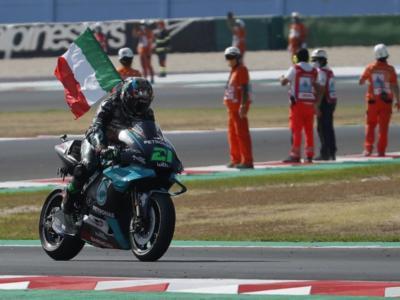 MotoGP, Franco Morbidelli e Pecco Bagnaia firmano la 36ma doppietta italiana nella storia della MotoGP