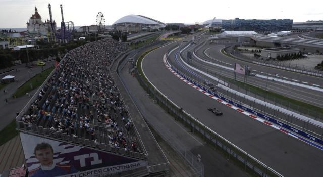 F1, GP Russia 2021: programma, orari e tv. Quando la prossima gara