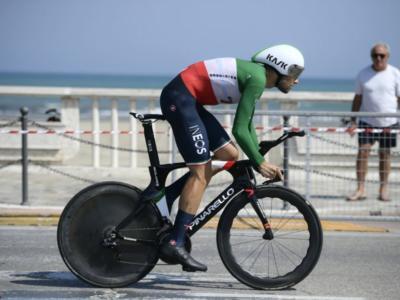 Ciclismo, Mondiali 2020: gli avversari di Filippo Ganna nella rincorsa alla maglia iridata della cronometro. Van Aert e Dennis gli ostacoli maggiori
