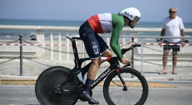 Ciclismo, a che ora parte Filippo Ganna: programma e startlist della cronometro dei Mondiali. Come vederla in tv