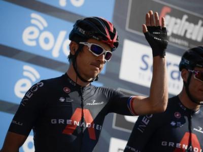 """Ciclismo, Geraint Thomas: """"Puntare su Bernal al Tour è stato giusto, io penso solo al Giro e sono prontissimo"""""""
