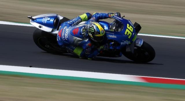 """MotoGP, Joan Mir: """"All'inizio ho faticato molto con il grip, poi ho preso il ritmo ma era tardi per prendere i primi"""""""