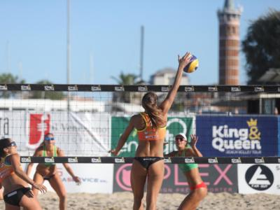 Beach volley. Grande spettacolo a Civitanova Marche: domani le finali del King & Queen of The Beach su OA Sport