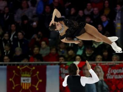 Pattinaggio artistico, Ghilardi-Ambrosini vincono la gara delle coppie al Nebelhorn Trophy 2020