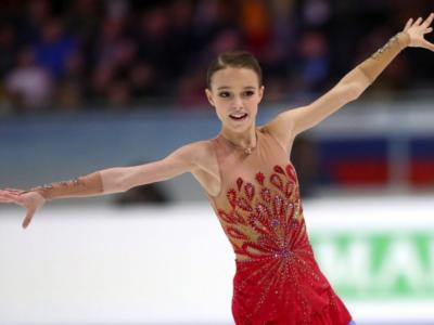 Pattinaggio artistico, Anna Shcherbakova vince la prima tappa della Coppa di Russia 2020