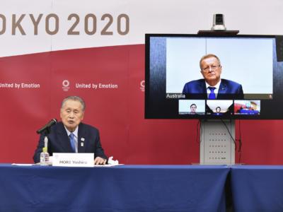 """Olimpiadi Tokyo, John Coates: """"Al via a luglio 2021 con o senza Covid"""""""