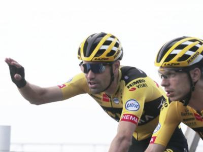 """Tom Dumoulin si prende una pausa dal ciclismo. """"Mi sono tolto un peso, devo pensare alla famiglia"""""""