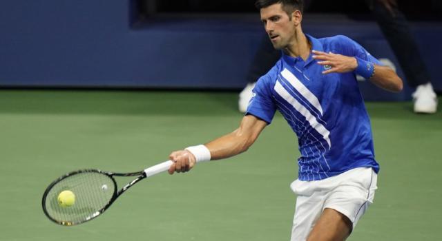 US Open 2020, risultati 2 settembre tabellone maschile: avanzano al terzo turno Djokovic, Zverev e Tsitsipas