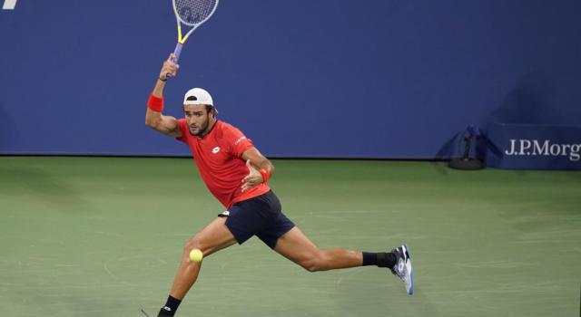 Berrettini-Ruud oggi, US Open 2020: orario, programma, tv, streaming