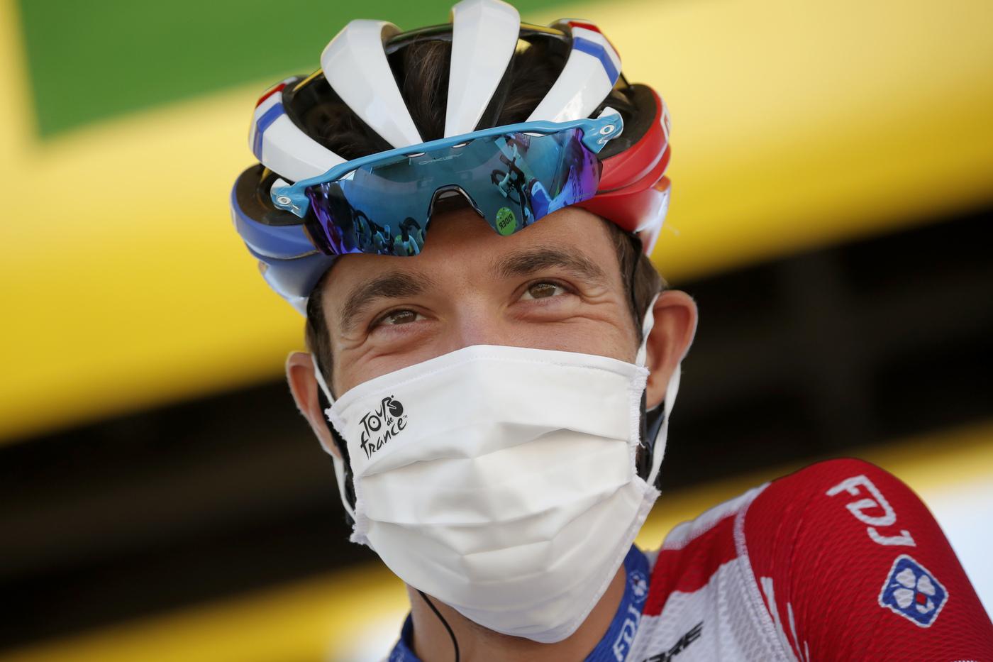 """Vuelta a España 2020, Thibaut Pinot: """"Non sono al 100%, ma voglio fare una bella Vuelta. Spero di ritrovare il piacere di pedalare"""""""