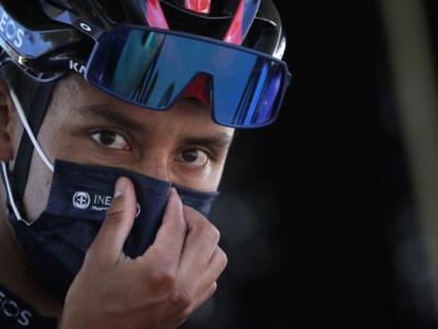 """Ciclismo, Egan Bernal: """"Adesso posso pedalare senza sentir dolore. Voglio tornare a sentirmi un ciclista"""""""