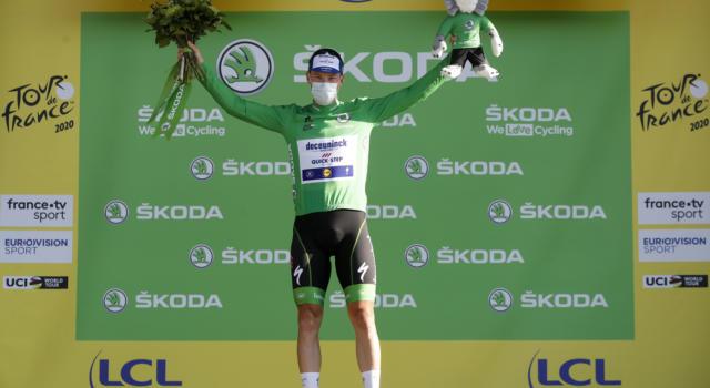 Tour de France 2020, tutte le classifiche e le maglie dopo la 19esima tappa: Bennett conserva la verde, tranquillo Roglic