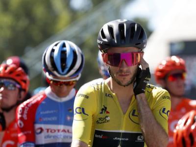 Classifica Tour de France 2020 prima della tappa di oggi (4 settembre): Adam Yates maglia gialla, Damiano Caruso miglior italiano