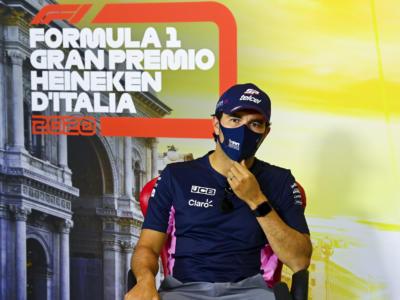 """VIDEO F1, Sergio Perez: """"In Red Bull il livello è molto alto"""""""