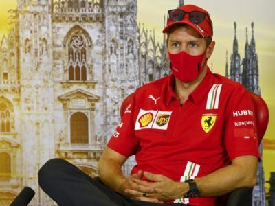 """F1, Sebastian Vettel: """"Sono pronto a scrivere un capitolo inedito della mia storia"""""""