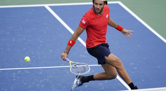 Berrettini-Rublev, ottavi di finale US Open 2020: data, programma, orario d'inizio, tv e streaming