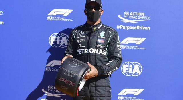 """F1, Lewis Hamilton: """"Voglio che tutti abbiano una possibilità, per questo mi sono esposto nelle mie battaglie"""""""