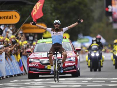 """Tour de France 2020, Nans Peters: """"Non avevo l'auricolare, ho corso senza sapere cosa accadesse alle mie spalle"""""""