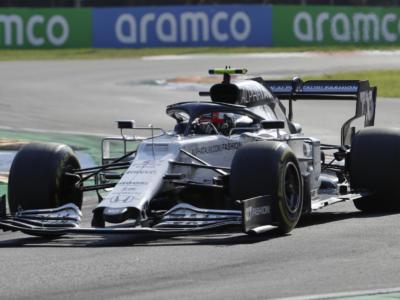 F1, l'AlphaTauri porta l'Italia in trionfo a Monza! Impresa epica di Gasly in una corsa pazza! Ferrari ritirate, 7° Hamilton!