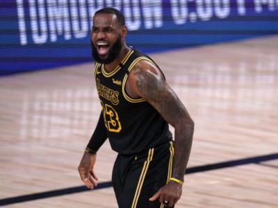 Basket: NBA, annunciati i tre migliori quintetti della stagione 2019-2020. Nel primo Antetokounmpo, LeBron James e Luka Doncic