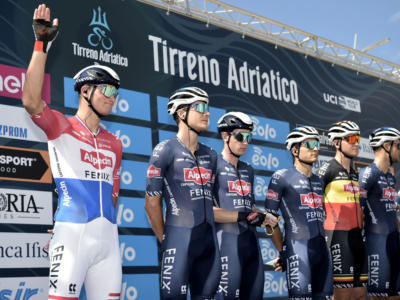 Tour de France 2021: l'Alpecin-Fenix di Mathieu van der Poel conferma la sua presenza