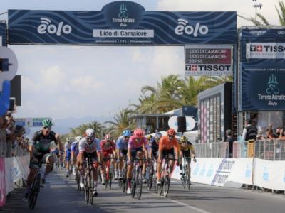 LIVE Tirreno-Adriatico, Camaiore-Follonica DIRETTA: Ackermann vince e allunga in classifica, Nibali presente. Le pagelle