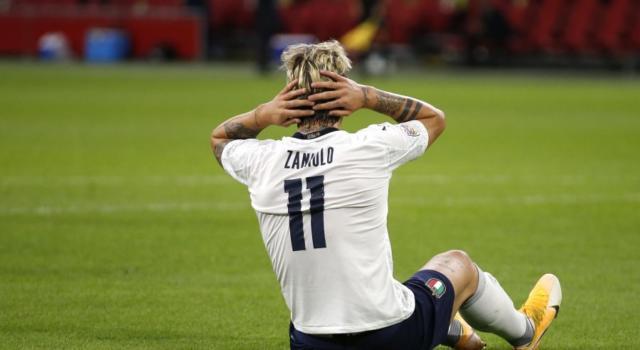 Calcio, slitta di un mese il rientro di Nicolò Zaniolo. Addio Europei 2021?
