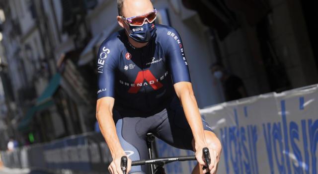 """Ciclismo, Chris Froome: """"Ringrazio la Vuelta per il trofeo del 2011"""""""