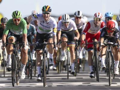 Tour de France 2020, le pagelle: Bennett impeccabile. Finalmente convincenti Sagan e Viviani