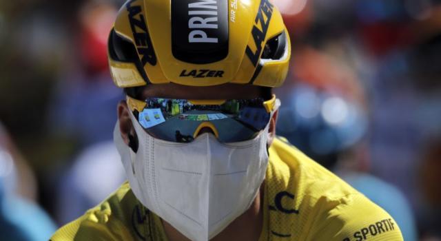 Classifica Tour de France 2020, tredicesima tappa: Roglic incrementa, 2° Pogacar, Bernal a 59″