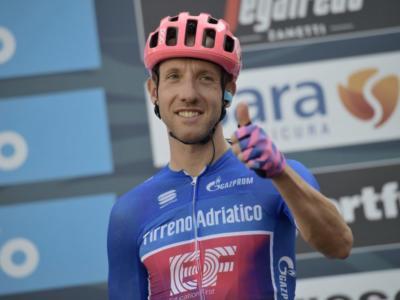 Classifica Tirreno-Adriatico 2020, quarta tappa: Masnada sale al terzo posto, Vincenzo Nibali scivola indietro