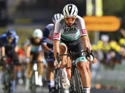 Ordine d'arrivo Tour de France, risultato quattordicesima tappa: Andersen vince a sorpresa, 3° Consonni, 4° Sagan