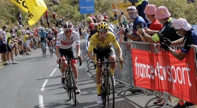 Pagelle Tour de France 2020, tredicesima tappa: Martinez da favola. Roglic e Pogacar maestosi
