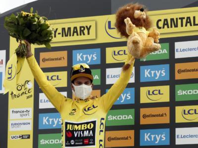 Tour de France 2020, tutte le classifiche e le maglie dopo la quattordicesima tappa: Roglic è sempre in giallo