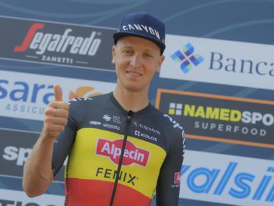"""Tirreno-Adriatico, Tim Merlier: """"La squadra mi ha guidato alla grande, è bellissimo vincere qui"""""""