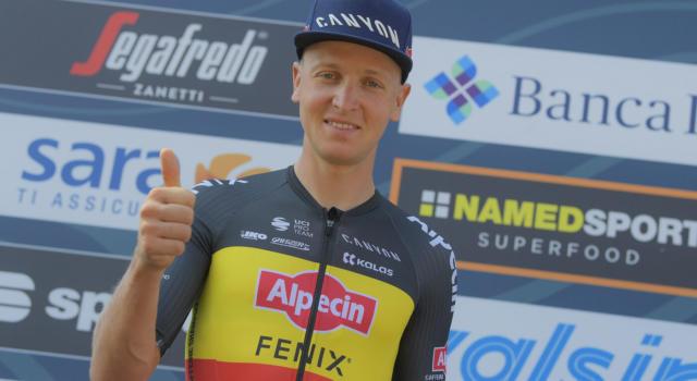 Tirreno-Adriatico 2020: Tim Merlier vince in volata a Senigallia, secondo Pascal Ackermann