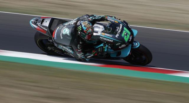MotoGP, Franco Morbidelli si gioca la vittoria. Passo importante, non deve temere Vinales e Quartararo