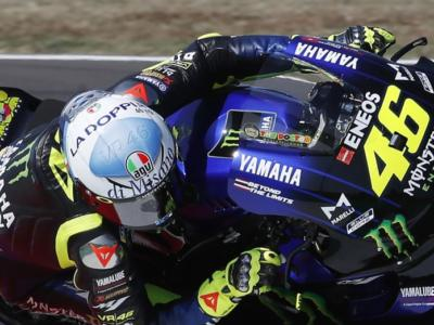 MotoGP, GP Francia 2020: tornano gli spettri in qualifica per Valentino Rossi. Ma in gara la rimonta è possibile