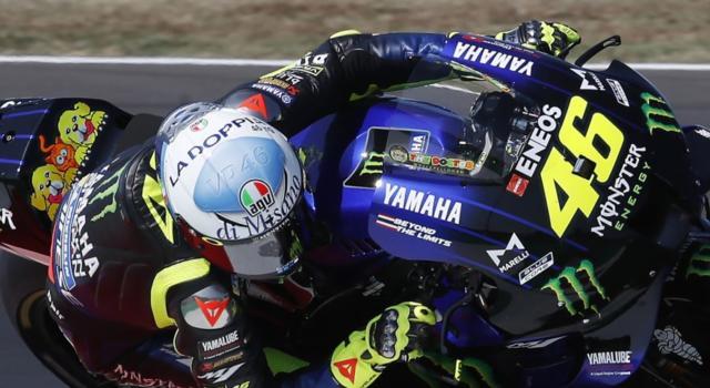 """MotoGP, Valentino Rossi: """"Dobbiamo imparare dalla Suzuki, loro hanno agito, la Yamaha no! Siamo indietro a livello tecnico"""""""