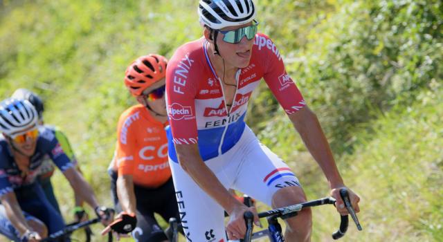 Tirreno-Adriatico 2020: Mathieu van der Poel beffa Matteo Fabbro sul finale, trionfo olandese