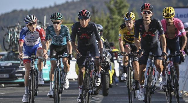 """Tour de France 2020, Egan Bernal: """"Ero svuotato, non avevo le gambe. Gli altri sono stati più forti"""""""