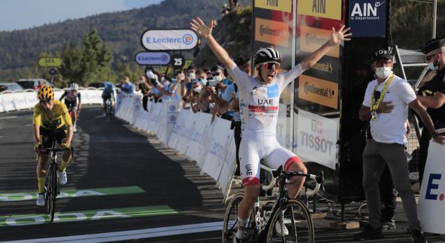 Tour de France 2020, Tadej Pogacar l'unico rivale di Roglic. Il giovane sloveno ci crede, serve l'attacco giusto